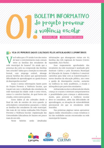 Caderno de Formação para ARTICULADORES COMUNITÁRIOS