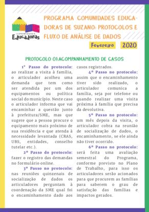 Caderno de Formação Continuada DOS DOCENTES