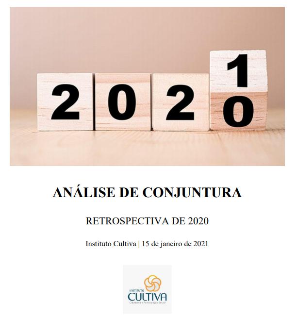 Análise de conjuntura retrospectiva 2020